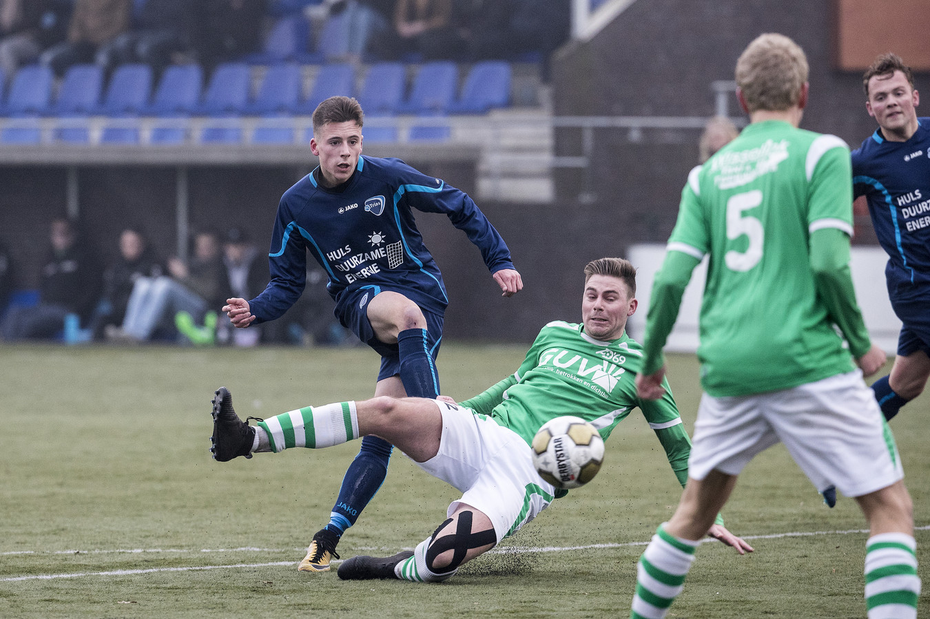 FC Trias-aanvaller Lars Dijkstra naar Longa '30