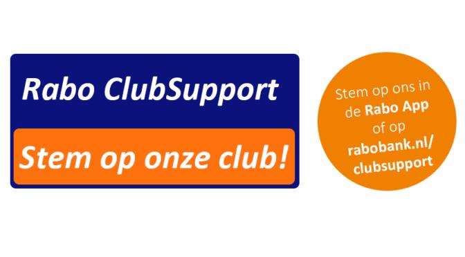 Longa '30 doet mee met Rabo ClubSupport 2021