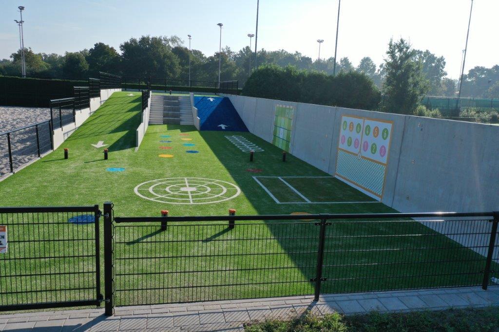 Officiële opening Vitaal Sportpark Longa '30